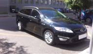 Ford Mondeo Wagon 140hp photo 5