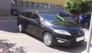 Ford Mondeo Wagon 140hp photo 10