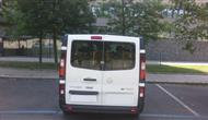 Opel Vivaro Passenger 125hp photo 7