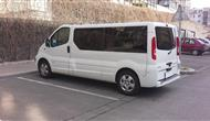 Opel Vivaro Passenger 114hp photo 3