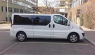 Opel Vivaro Passenger 114hp photo 6