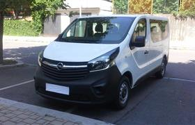 Opel Vivaro Passenger 125hp photo