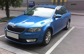 Škoda Octavia III TDI 110hp photo